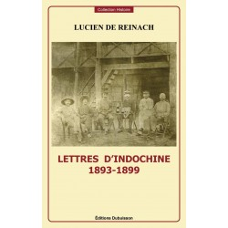 Lettres d'Indochine 1893-1899